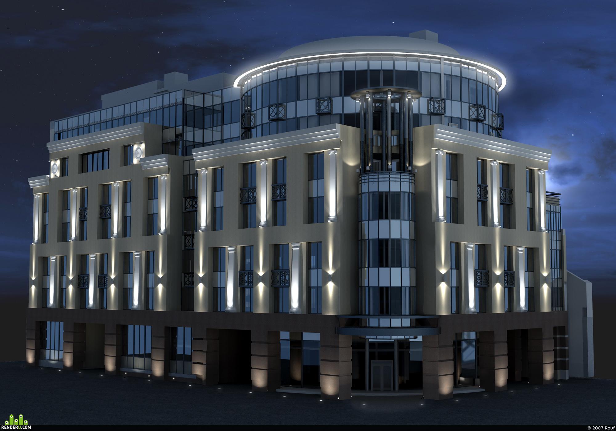 preview Концепция архитектурного освещения