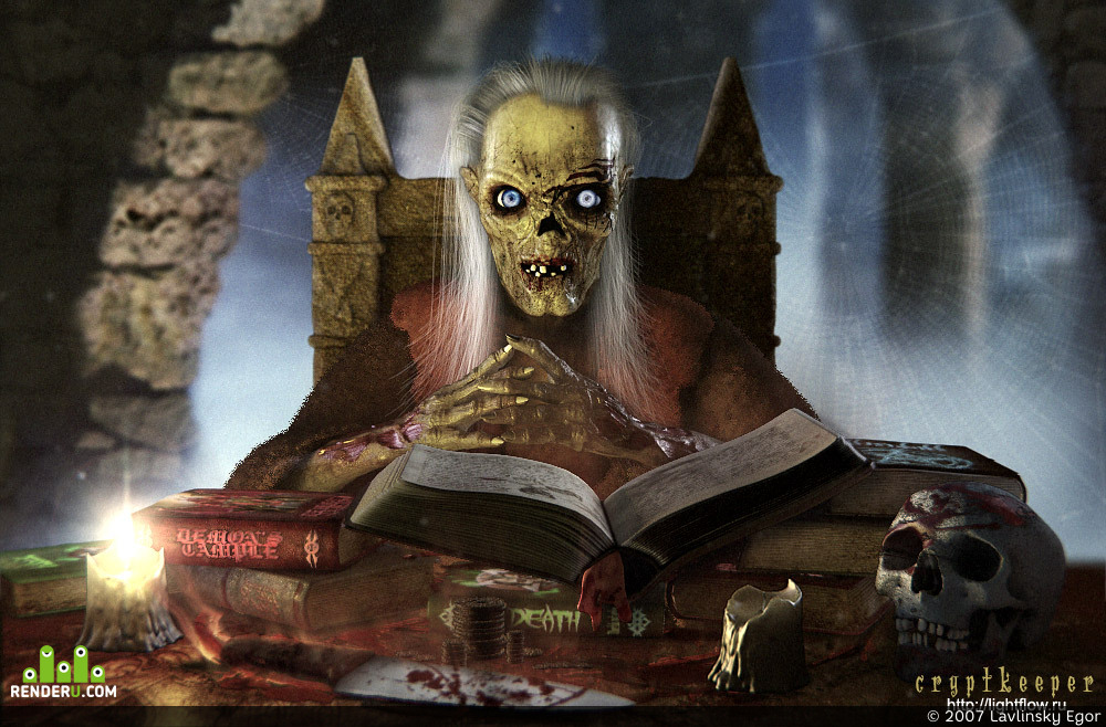 preview Cryptkeeper