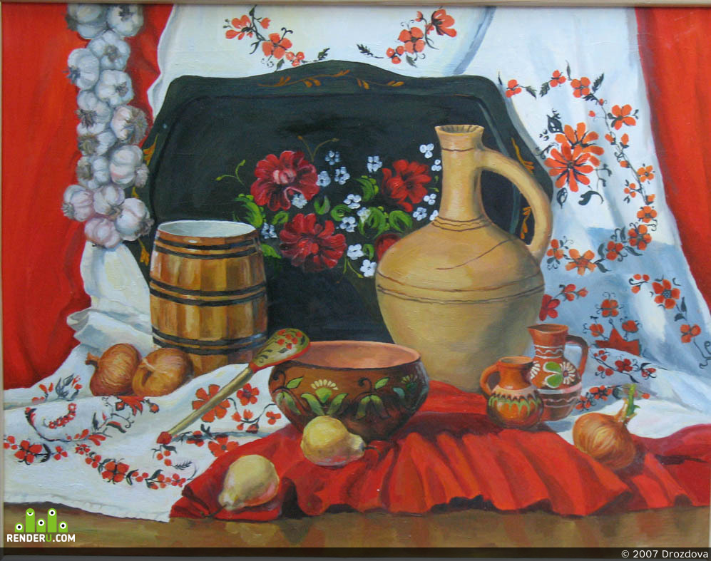 preview Украинский натюрморт