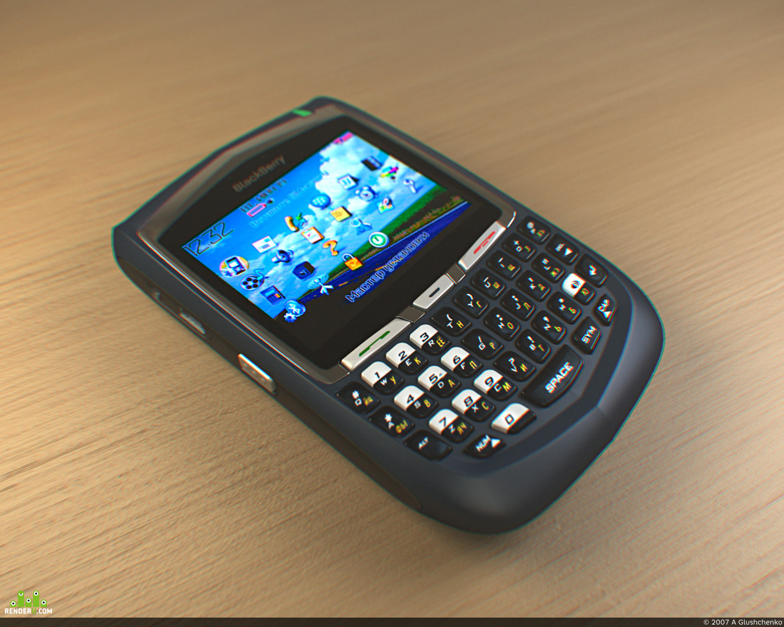 preview Blackberry