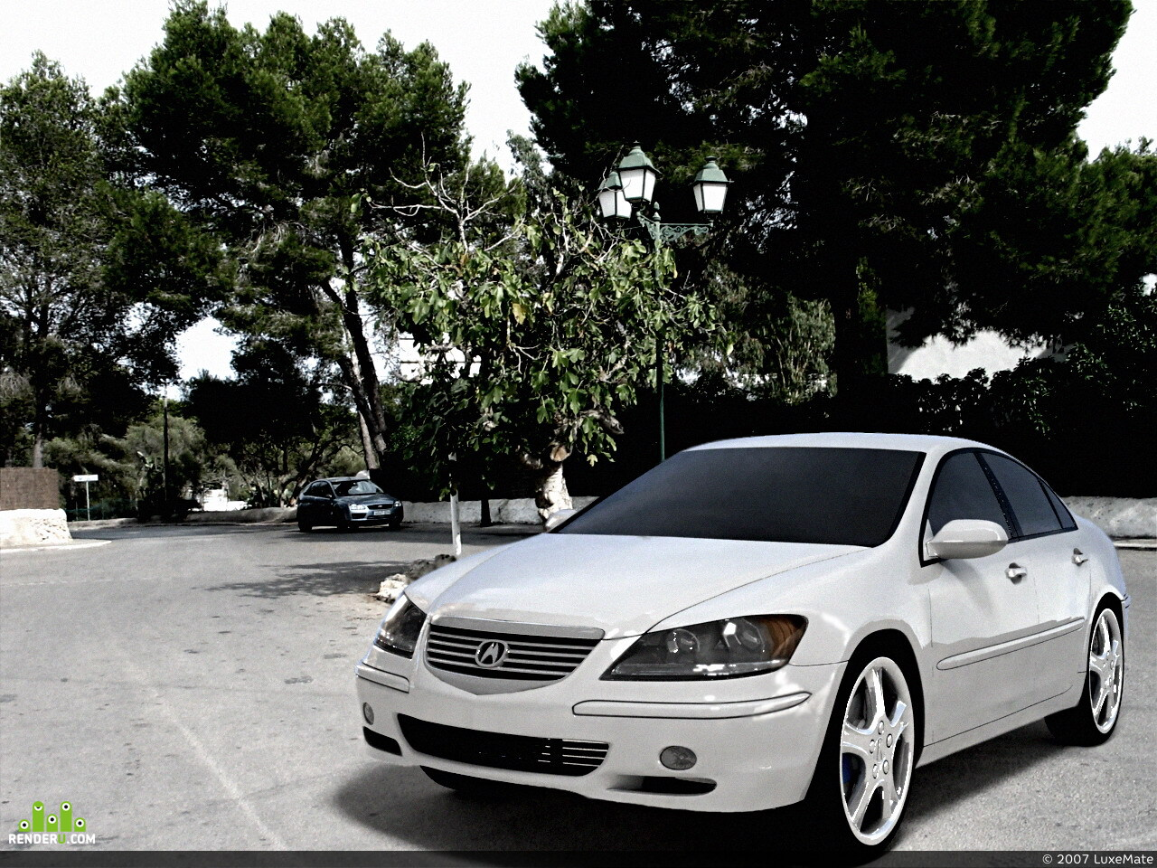 preview Acura RL