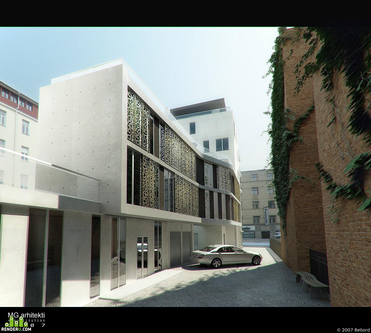 preview Chaka street apartaments