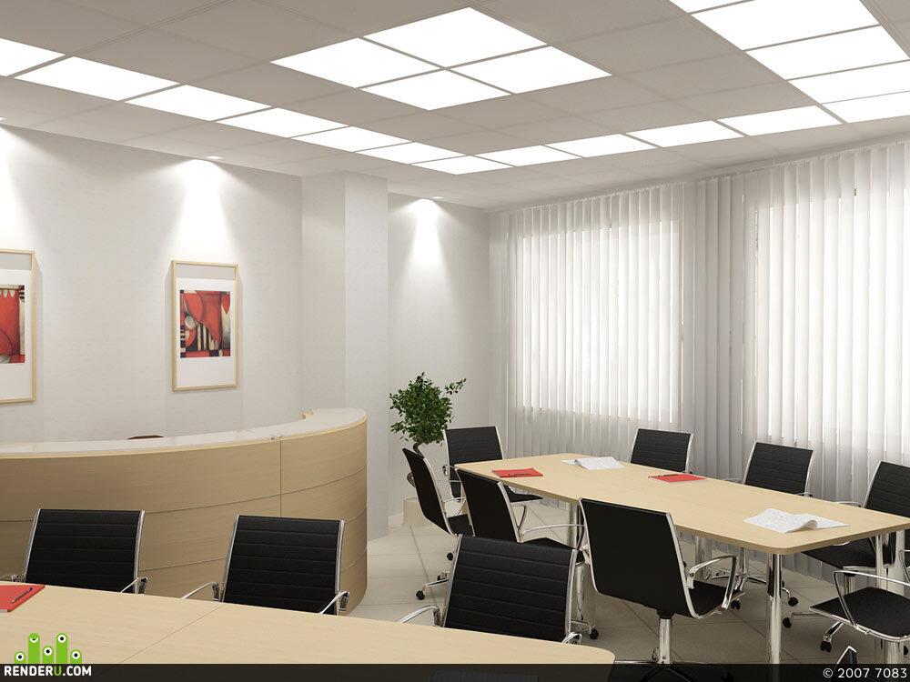 preview комната переговоров