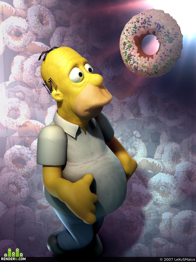 preview ммм.... пончик!!!