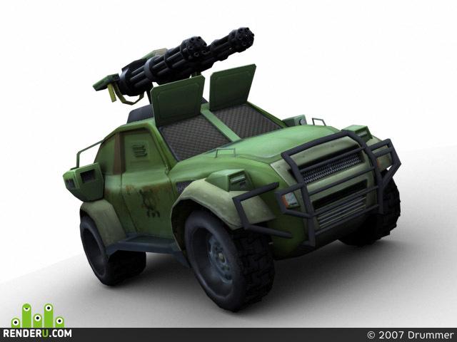preview Volkano Destroyer