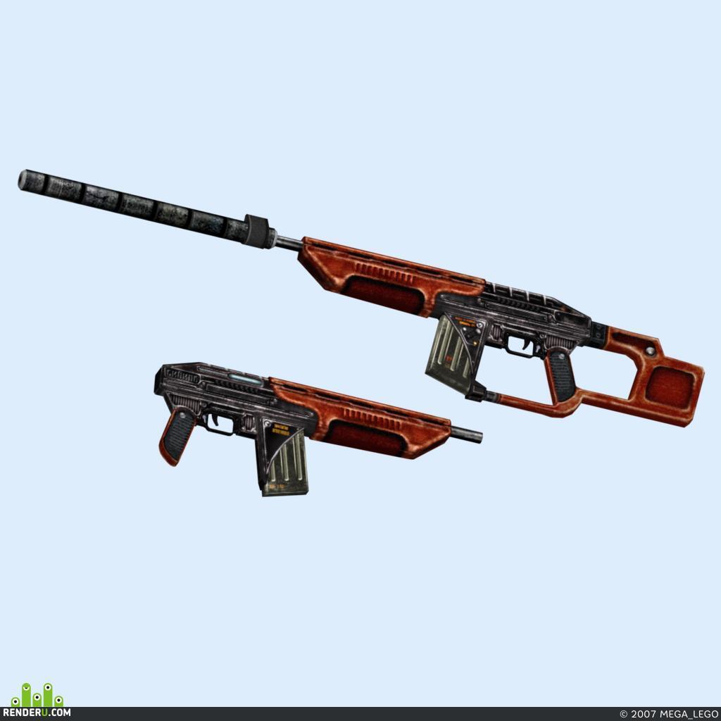 preview винтовка