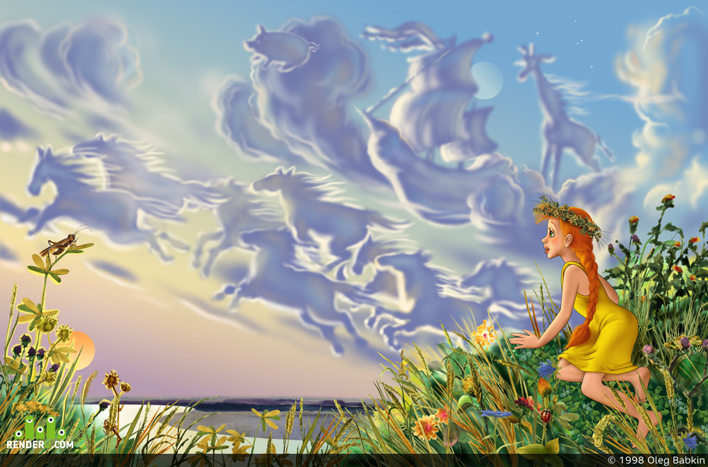 preview Облака