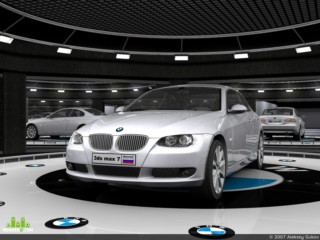 preview BMW 3-Series Coupe (E92)