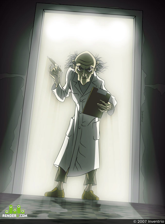 preview Доктор