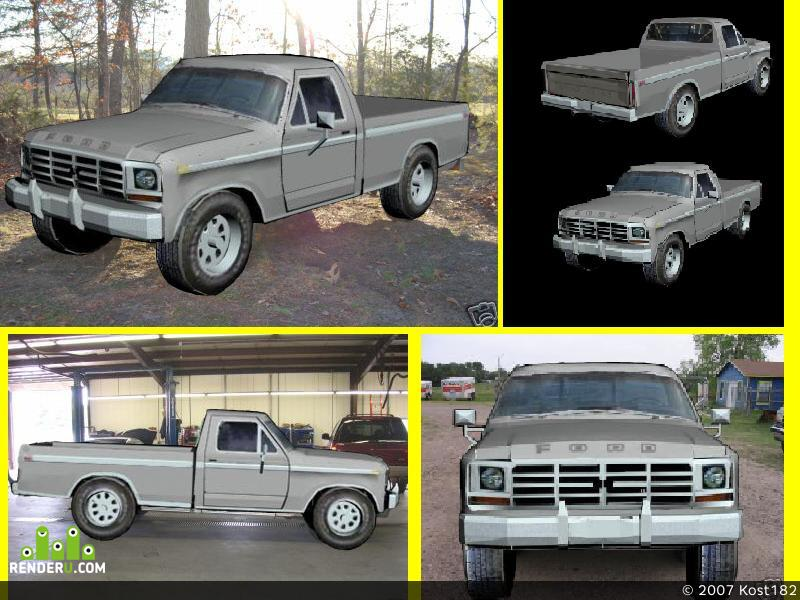 preview Ford F-100