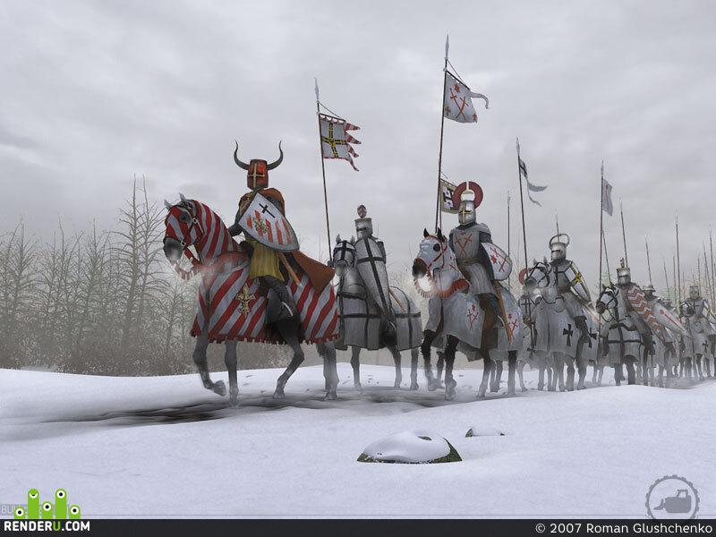 preview Рыцари ордена.