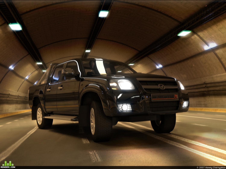 preview Mazda bt 50