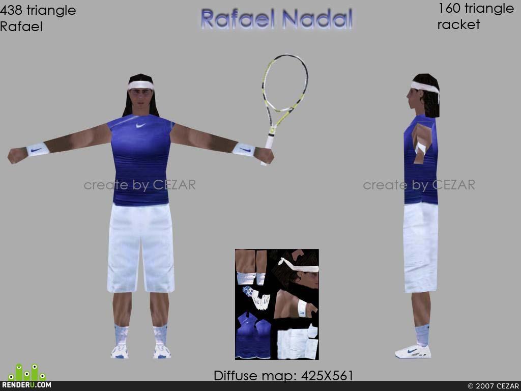 preview Rafael Nadal