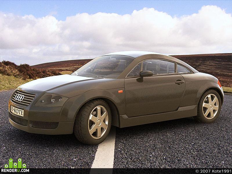 preview Audi TT