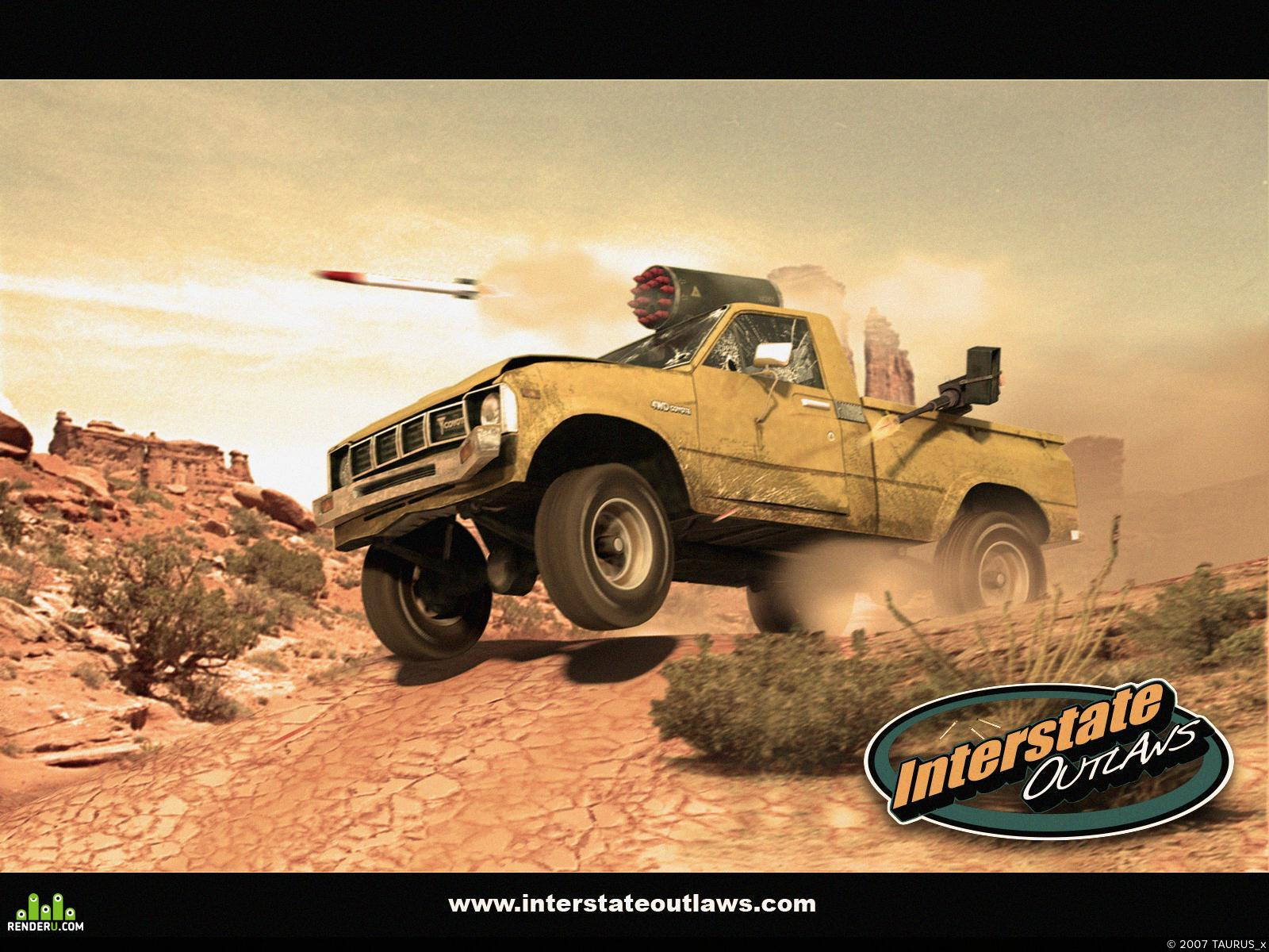 preview Coyote, Interstate Outlaws