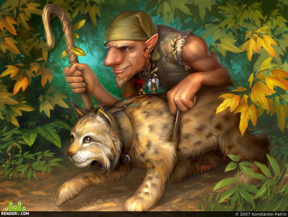 preview Старичок-лесовичок