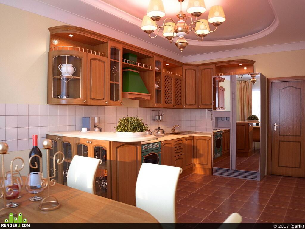 preview Кухонный гарнитур