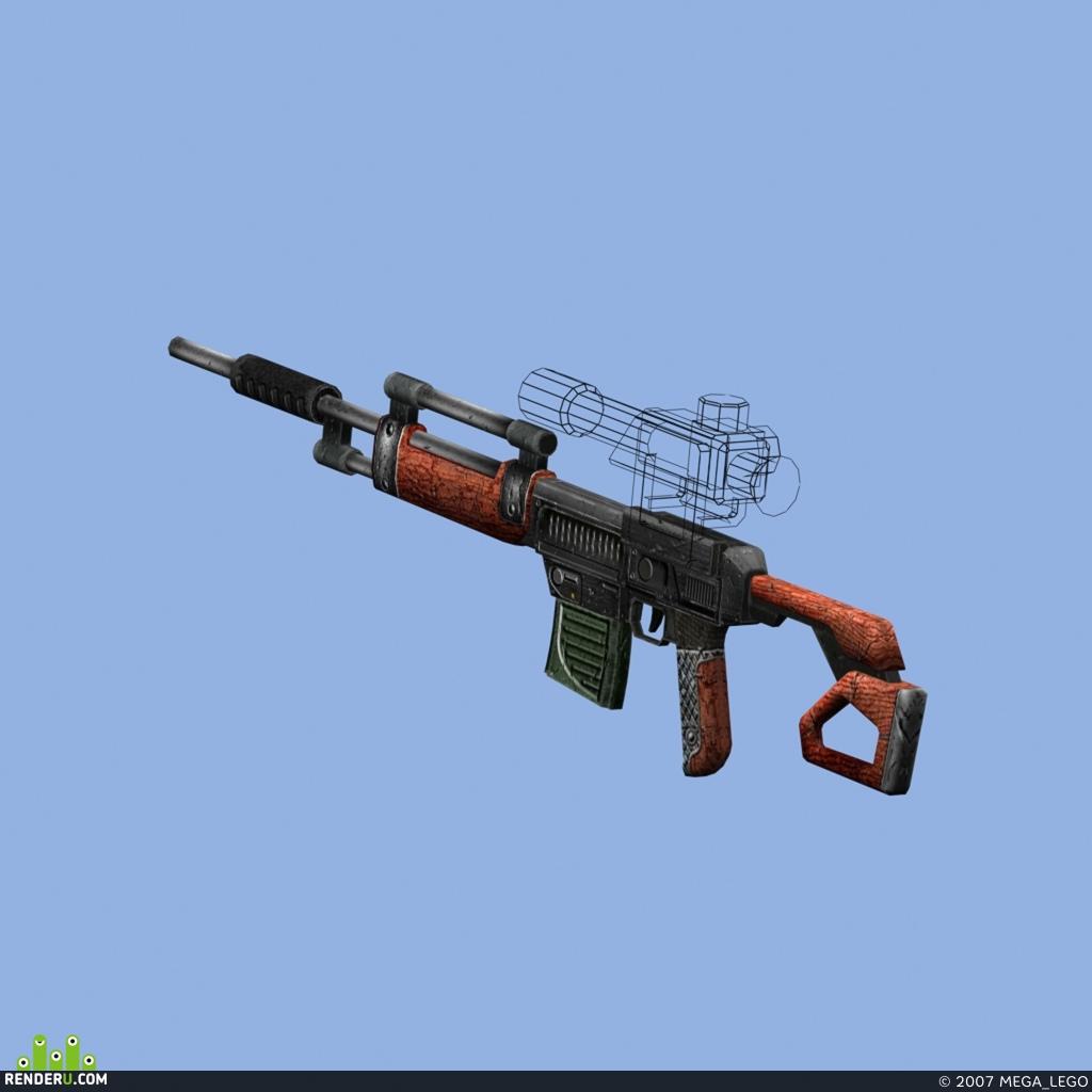 """preview винтовка""""игла"""""""