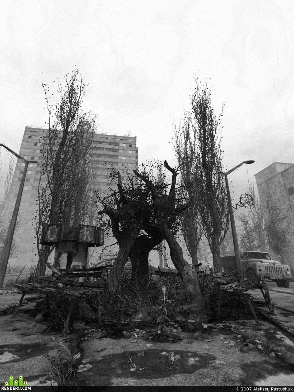preview Припять - город призраков