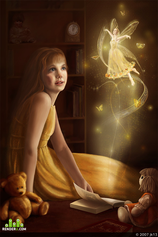preview Fairy book
