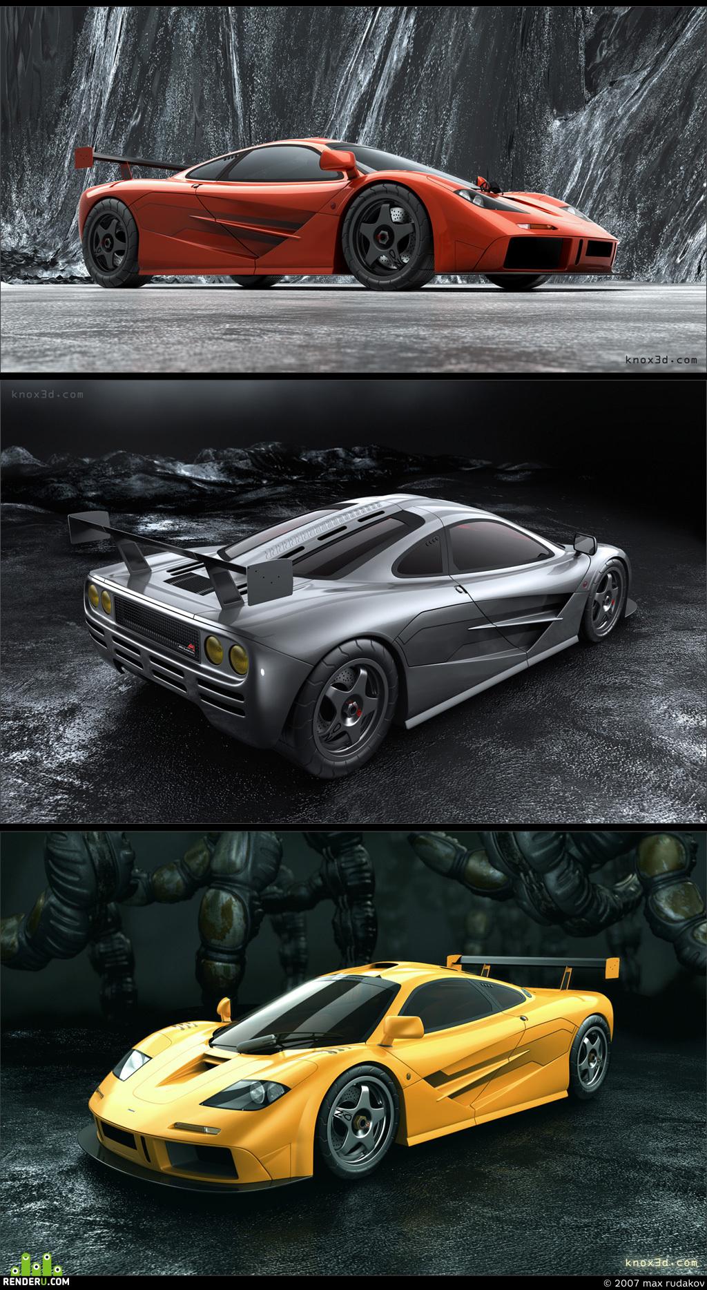 preview McLarenF1 LM [alien]