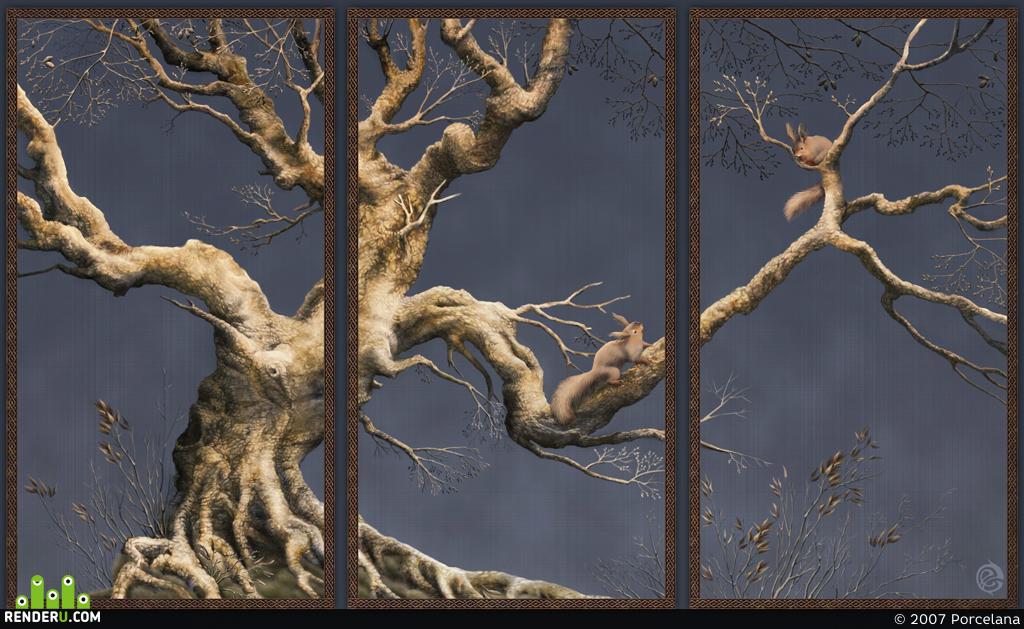 preview Миндальное дерево