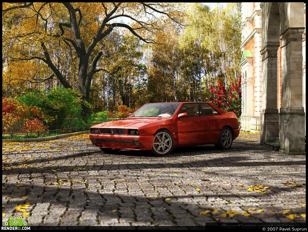 preview Maserati Ghibli II