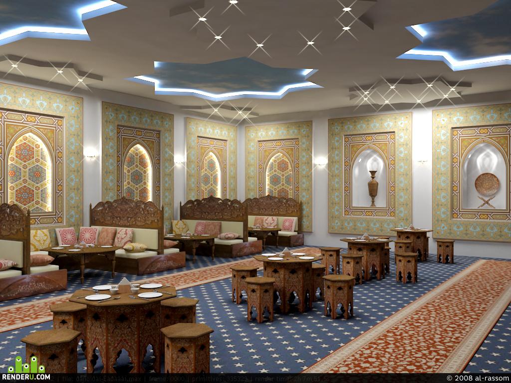 "preview ресторан ""Great Silk Road"""