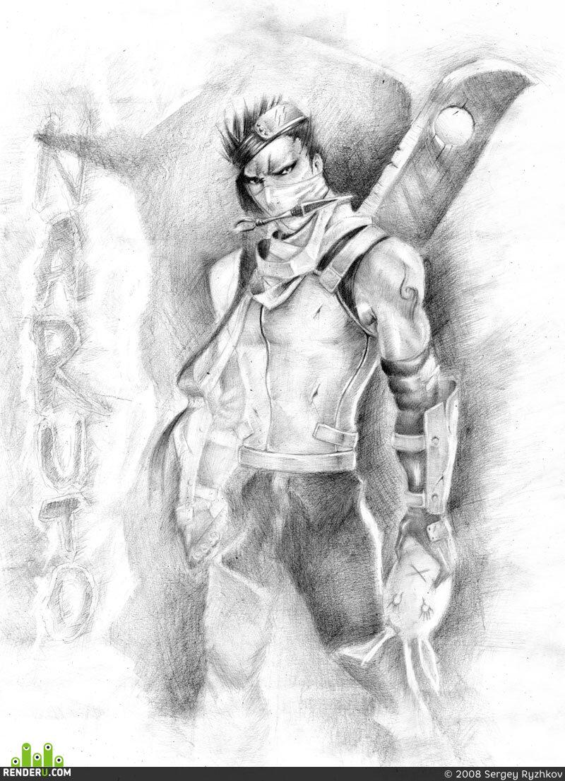 preview Zabuza (Naruto)