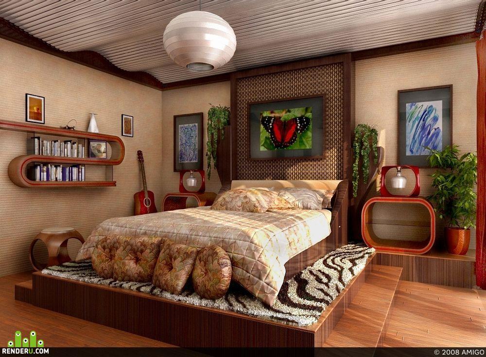 preview спальня для него...