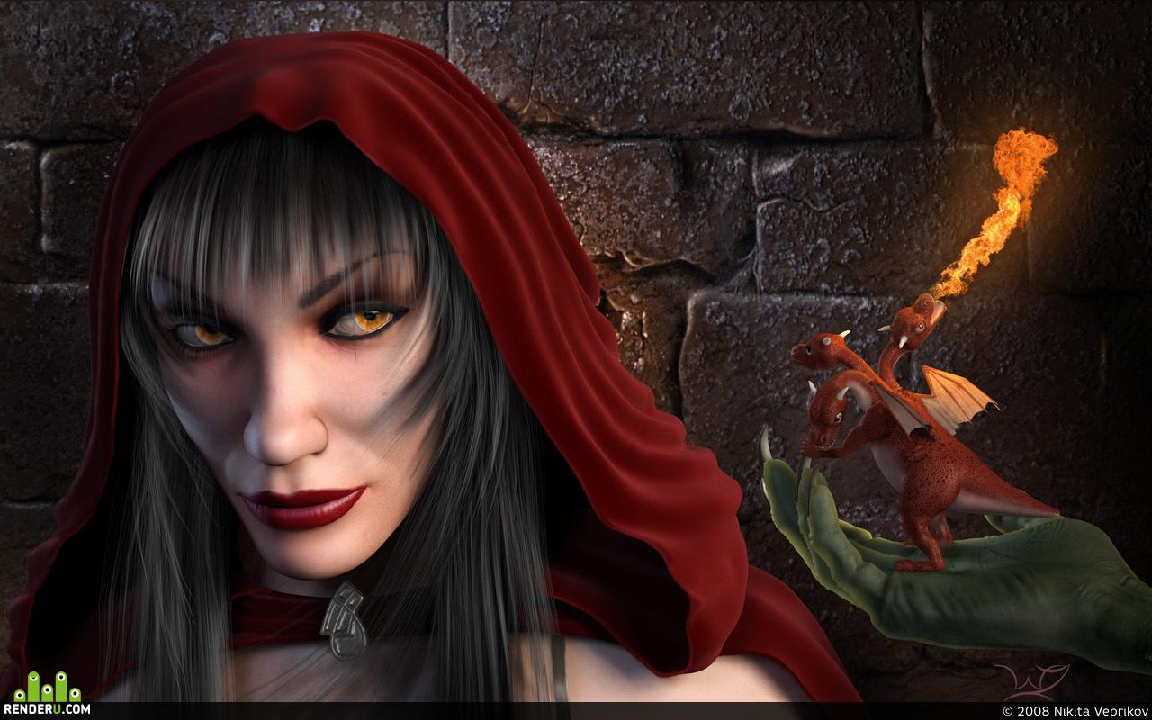 preview Подарок любимой ведьме