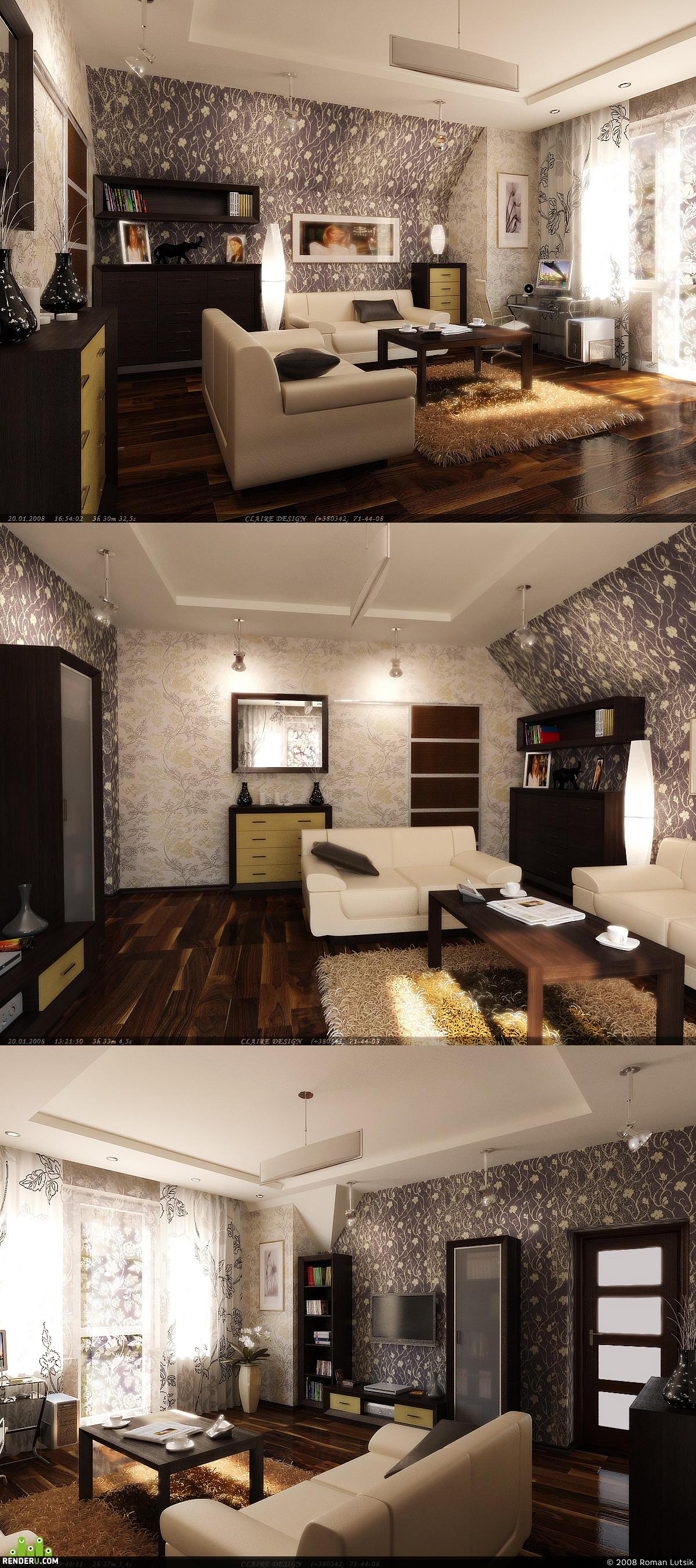 preview комната для девушки
