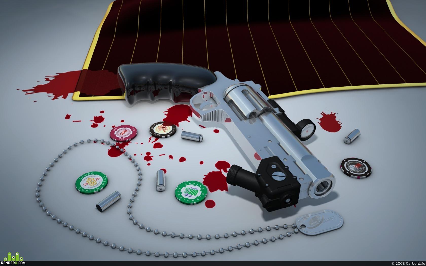 preview Gun & Blood