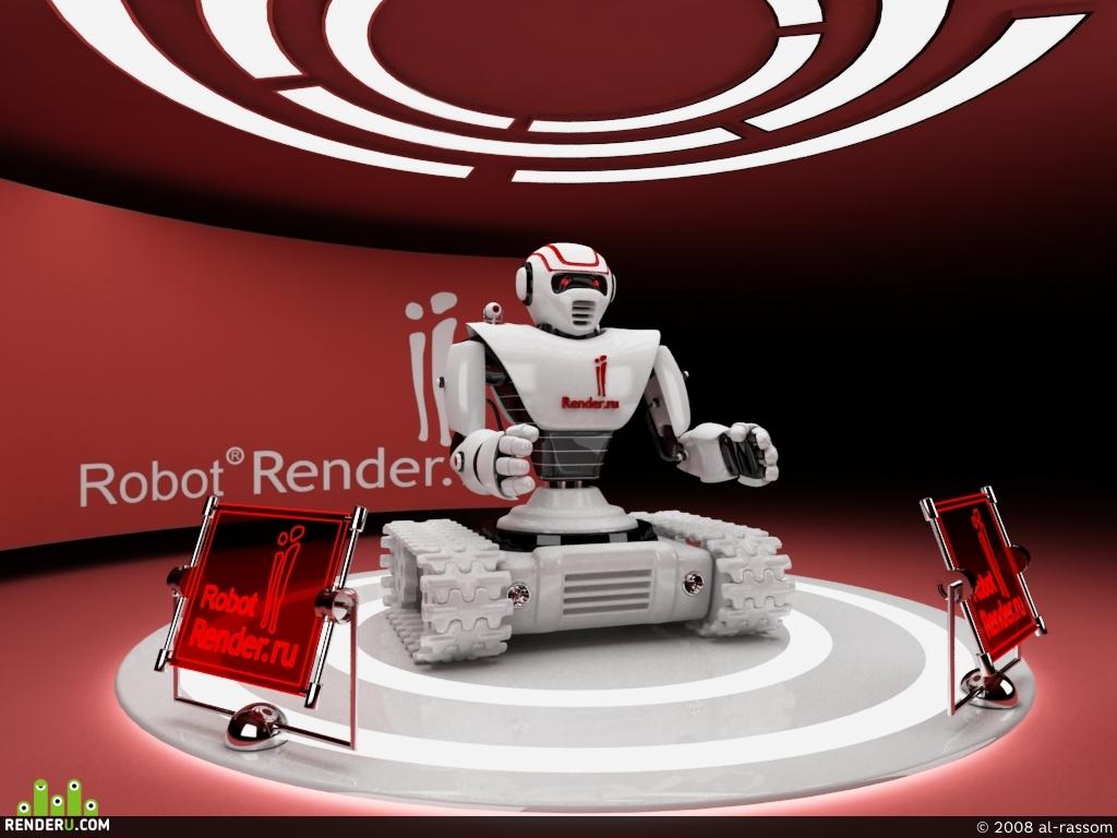 preview робот