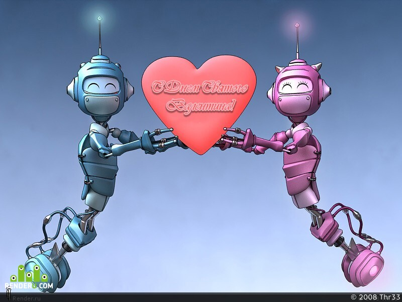 preview My robot@render