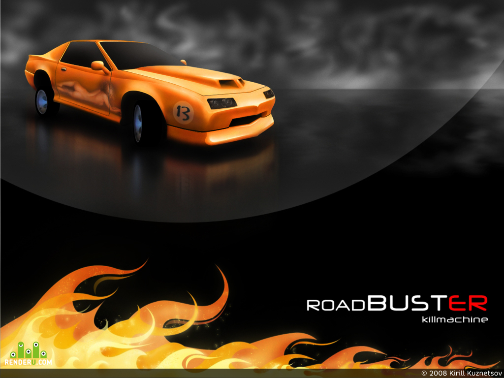 preview roadbuster
