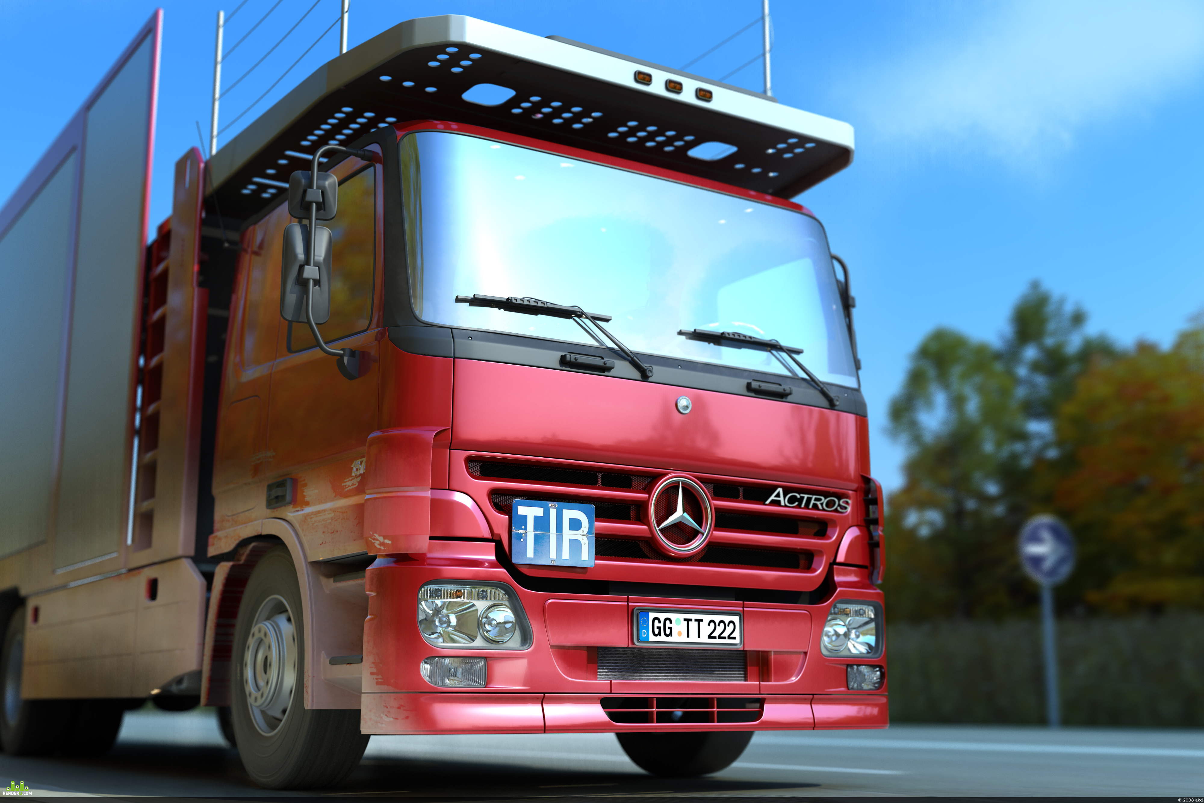 preview MB Actros