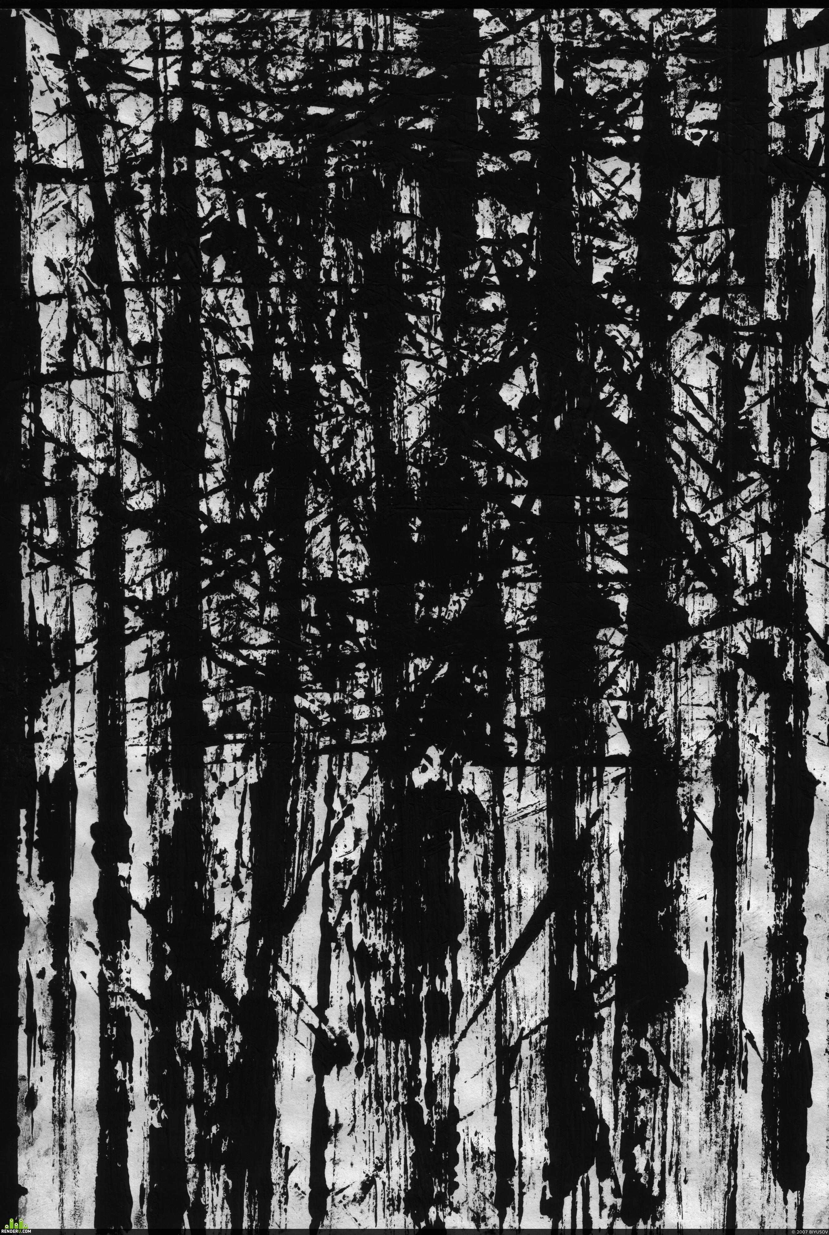 preview Тёмный лес.