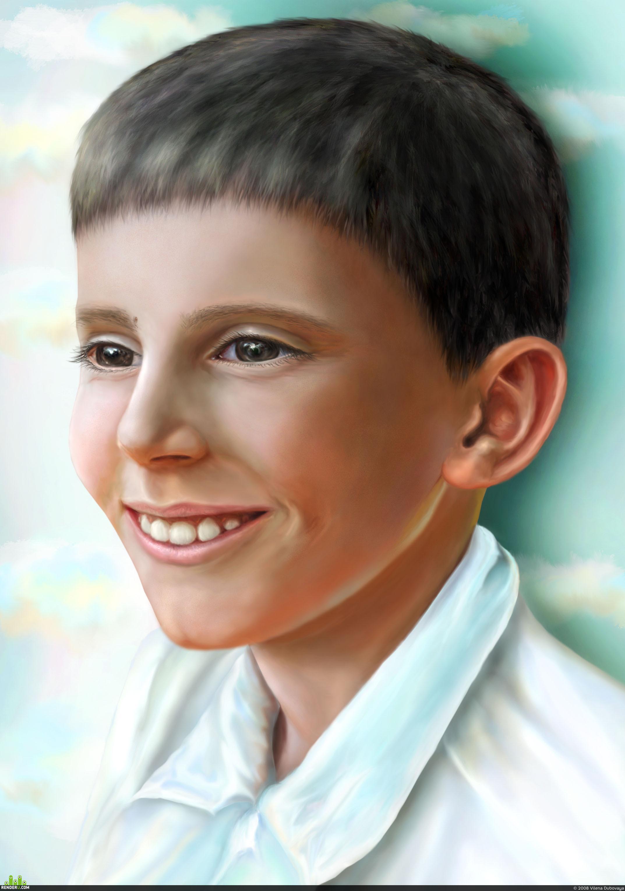 preview Портрет сына
