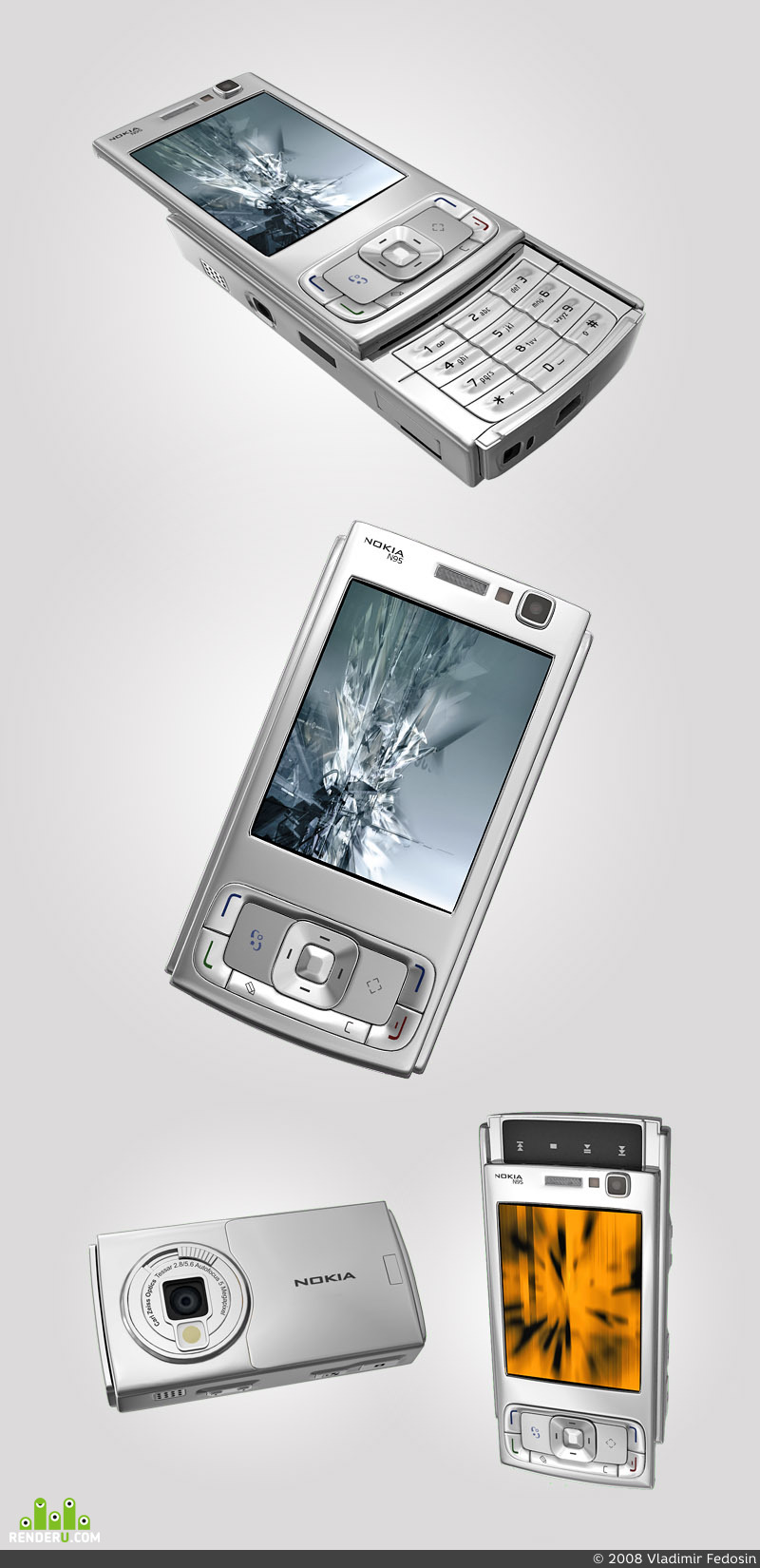 preview Nokia N95