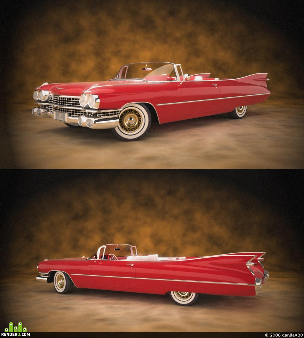 preview Cadillac Eldorado