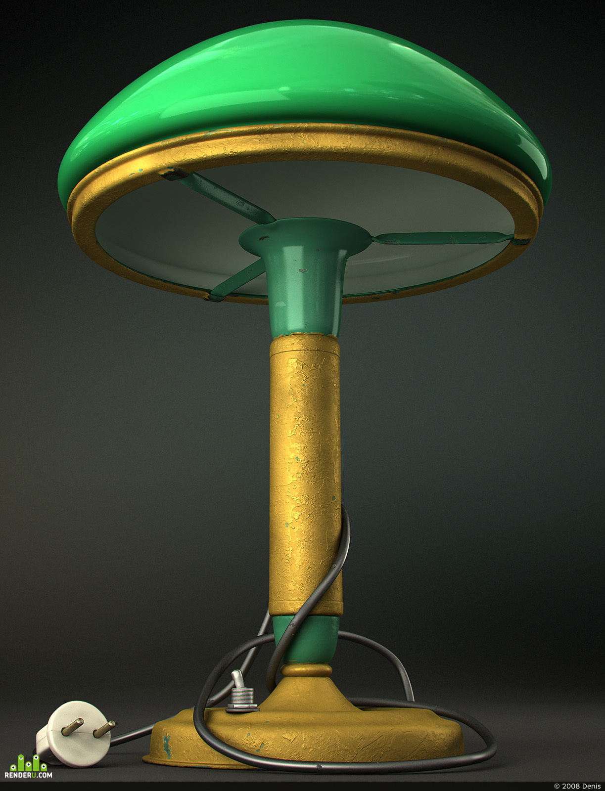 preview zelenaya lampa