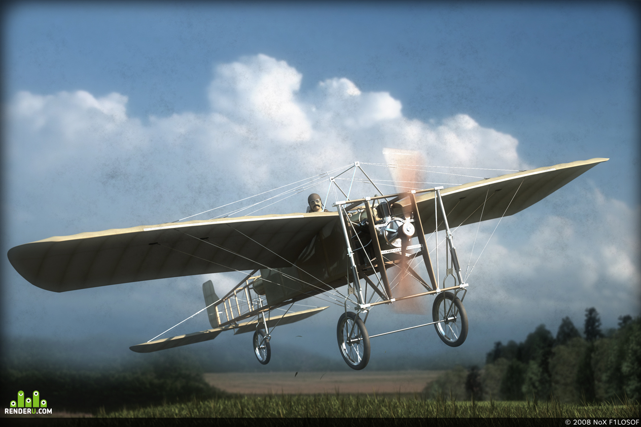 preview Bleriot XI