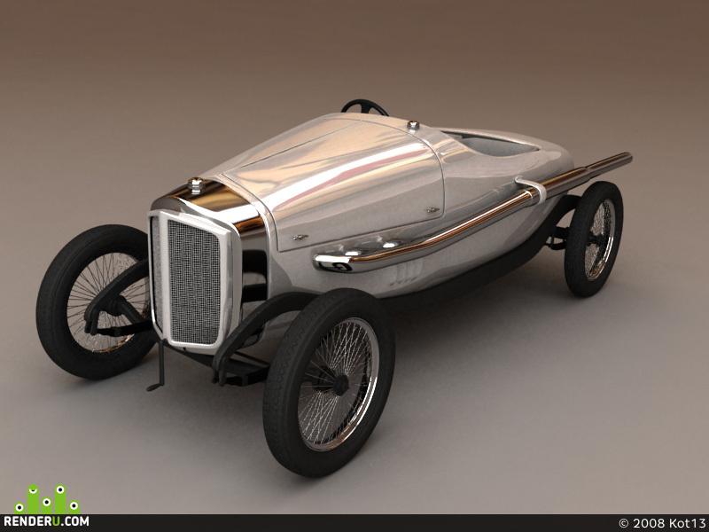 preview Старинное авто