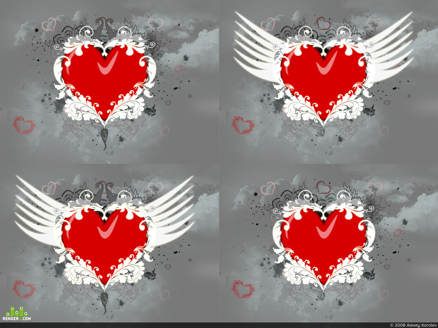 preview Valentine heart