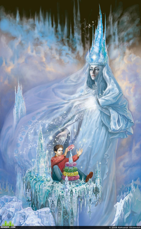 Королева снежная картинки