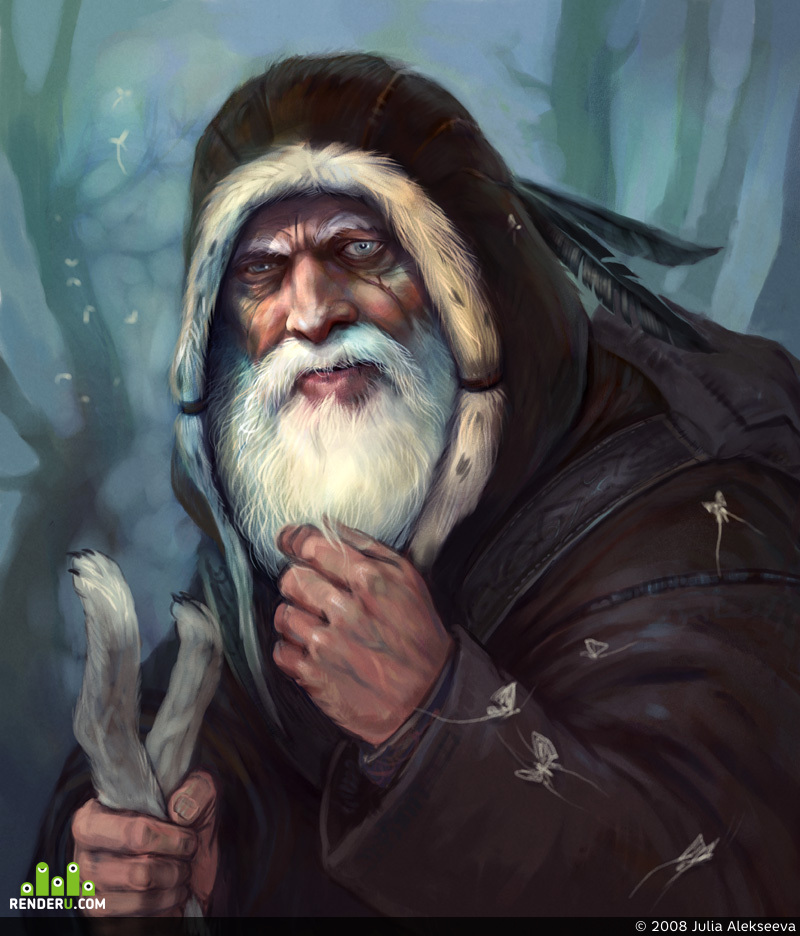 preview Старый охотник