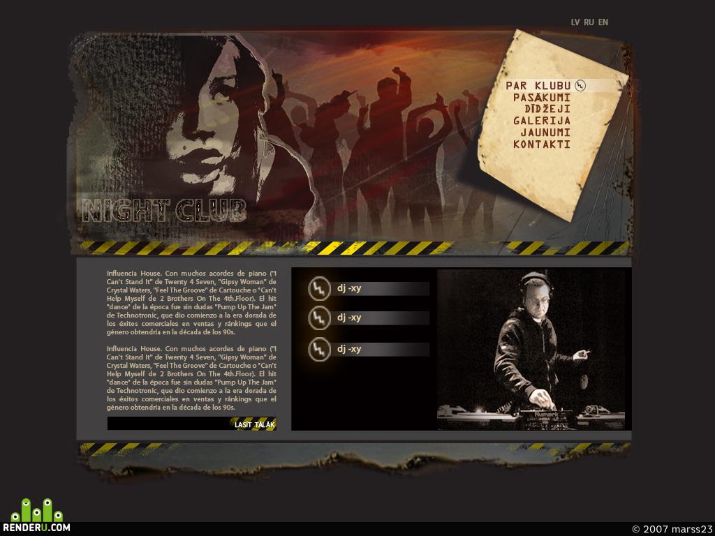 preview web design