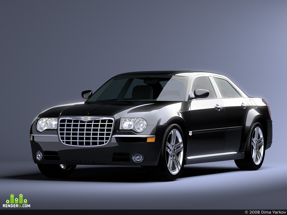 preview Авто Chrysler 300c
