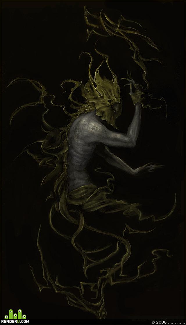 preview Dancing demon